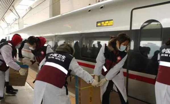 China National Railway outlines measures to stop spread of coronavirus