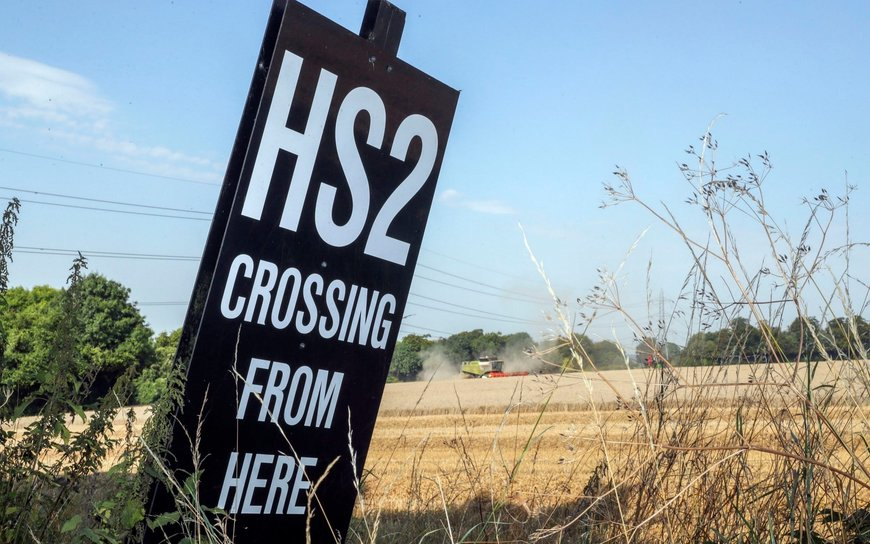 UK Government to Give HS2 the Go-Ahead
