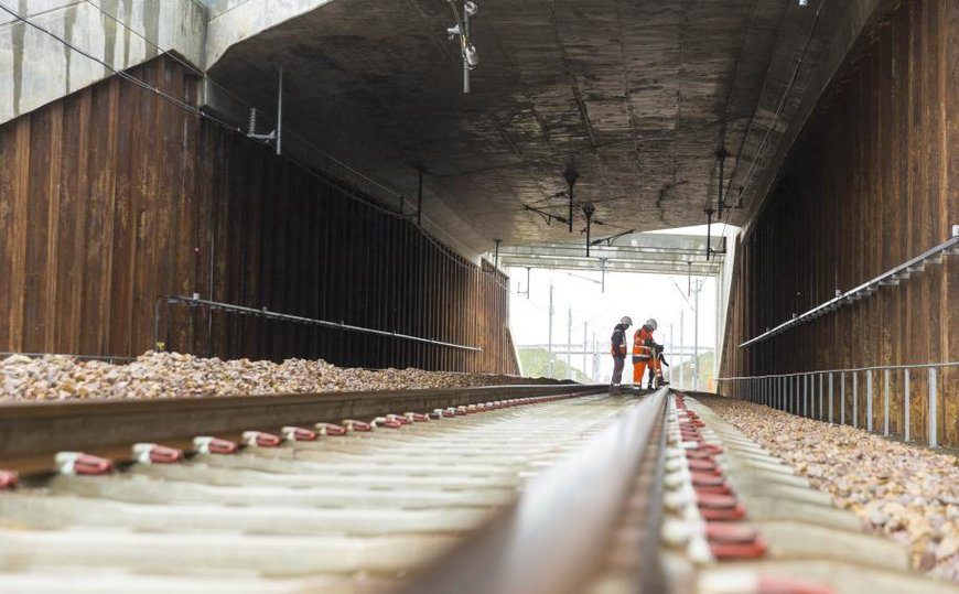 Eiffage wins a fifth contract on the Oldenburg-Wilhelmshaven railway line in Germany
