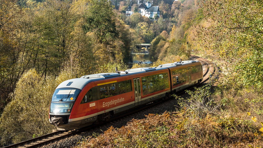 NEW LEASE OF LIFE FOR REGIONAL TRAINS: KNORR-BREMSE EXTENDS SERVICE LIFE OF DEUTSCHE BAHN'S REGIONAL COMMUTER TRAINS
