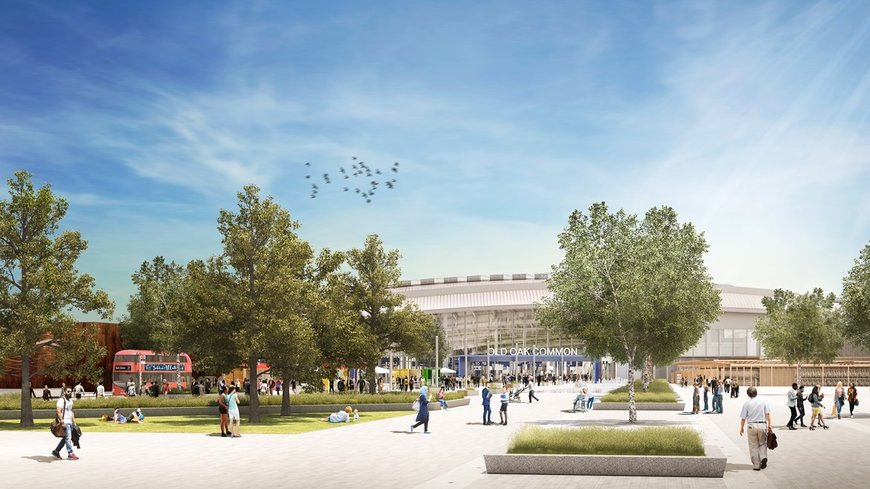 Old Oak Common HS2 station gains planning approval and is set to be the largest newly built railway station in the UK