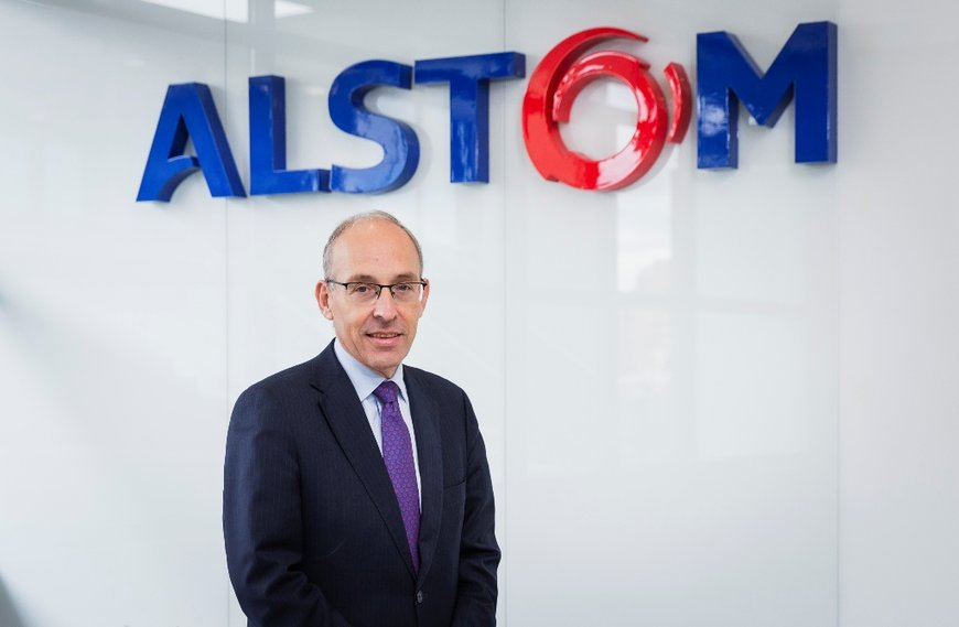 Alstom appoints Leopoldo Maestu new president and CEO in Spain