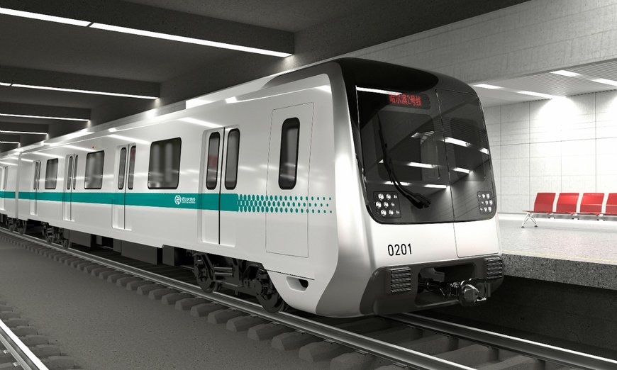 Bombardier's Chinese joint venture wins contract to provide 390 metro cars for Harbin Metro
