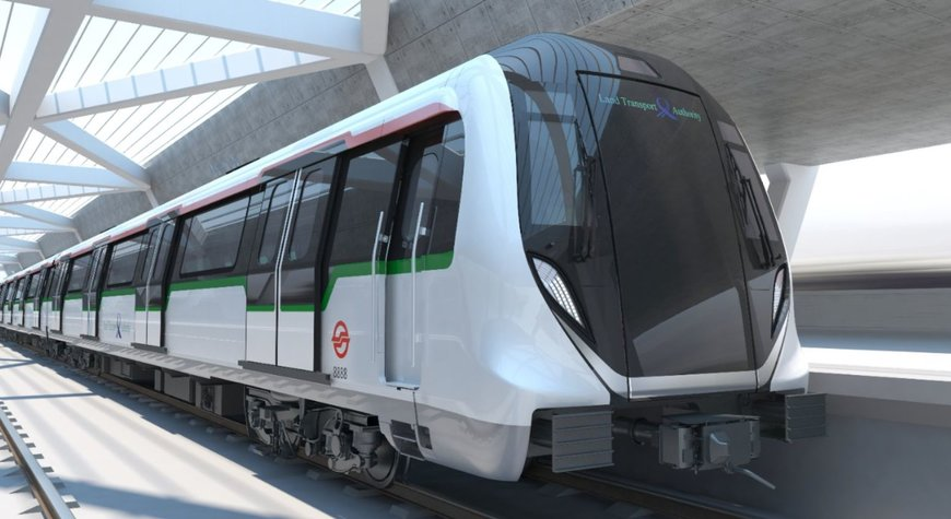 Bombardier unveils next-generation MOVIA metro design for Singapore's Mass Rapid Transit Lines