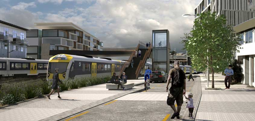 VINCI Construction wins two new contracts for the City Rail Link line in Auckland, New Zealand