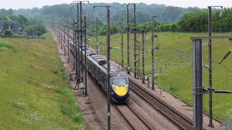 Hitachi ABB Power Grids wins $6.6 million projects to digitalize High-Speed rail in the UK