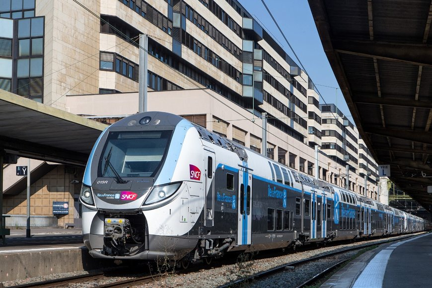 Bombardier to supply three additional trains to SNCF as other OMNEO Regio 2N trains debut on Transilien's N-Line